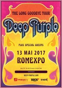 Deep Purple 13 mai 2017