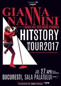 Gianna Nannini 27 aprilie 2017