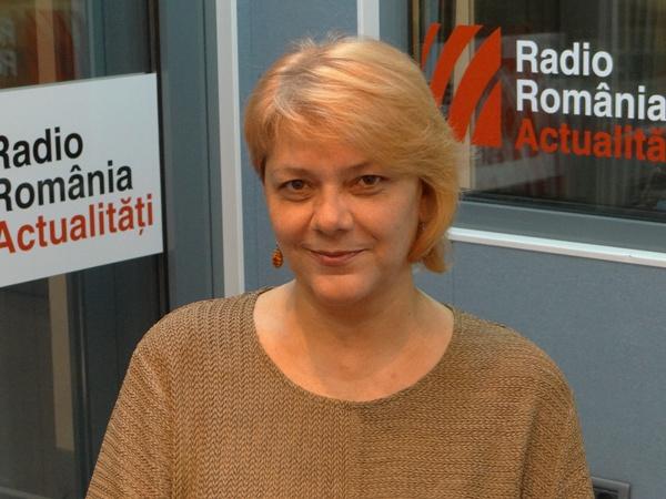 Marina Scupra la Radio Romania 2016
