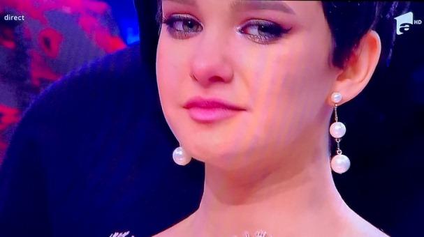 Olga Verbitchi X Factor 2016