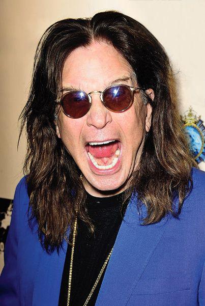 Ozzy Osbourne a