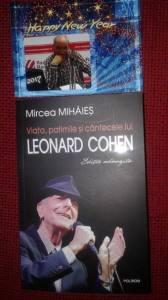 cadouri Leonard Cohen felicitare a