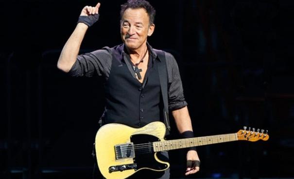 Bruce Springsteen a
