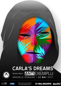 Carla's Dreams 13 mai
