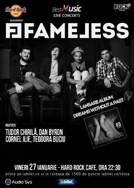 Fameless 27 ianuarie