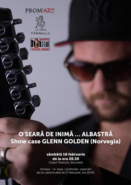 GLENN GOLDEN 18 februarie
