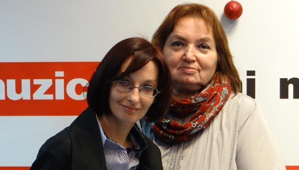 Lavinia si Adelina la Radio Romania