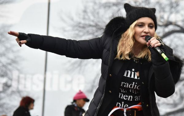 Madonna-Womens-March a