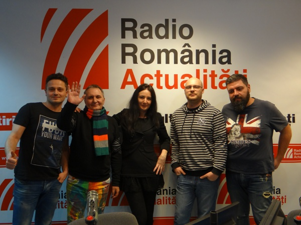 Mircea Rusu & Friends la Radio Romania 2017