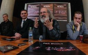 Pro Musica Ilie Stepan conferinta de presa 2017
