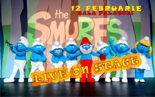 Strumfi 12 februarie