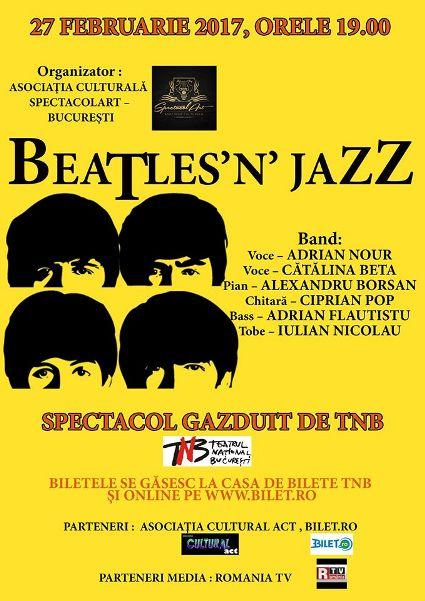 Beatles N Jazz 27 februarie