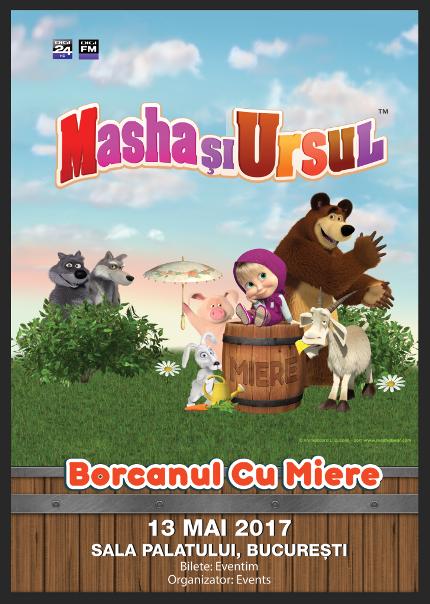 Masha si Ursul 13 mai