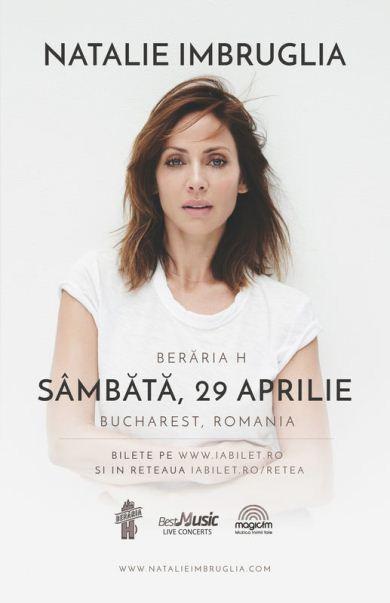 Natalie Imbruglia 29 aprilie