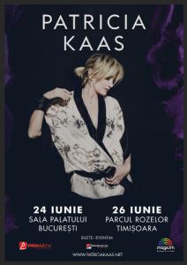 Patricia Kaas 26 iunie