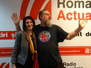 AG Weinberger si Raluca Moisan la Radio Romania Actualitati 2017