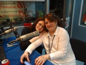 Carmen Movileanu si Corina Danila