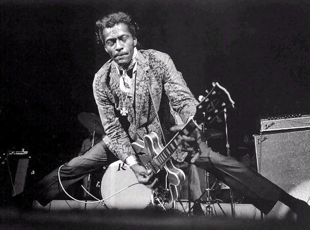 Chuck Berry a
