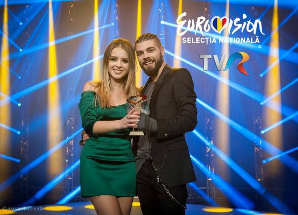Ilinca si Alex Florea Eurovision 2017 a