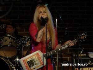 Lita Ford in Romania a