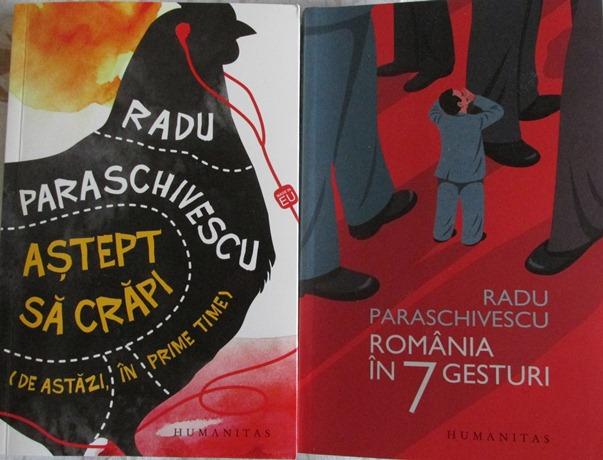 Radu Paraschivescu astept sa crapi romania in 7 gesturi