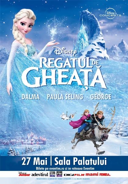 Regatul de Gheata Frozen 27 mai