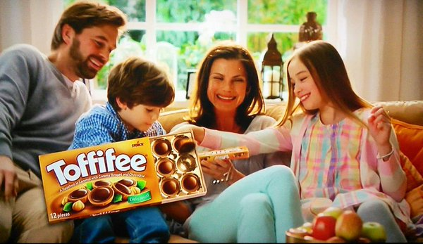 Toffifee tv commercial