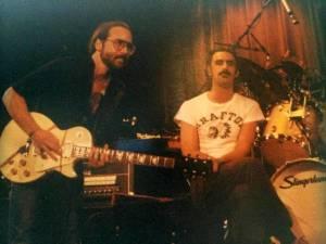 Al Di Meola si Frank Zappa