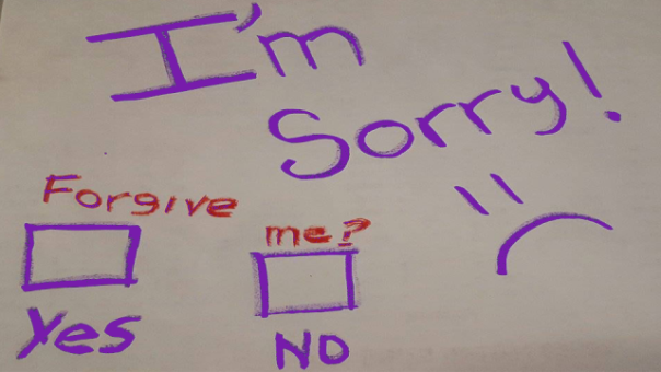 apologize day scuze