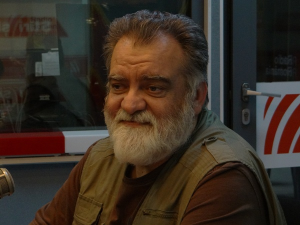 Alexandru Andries la Radio Romania Actualitati