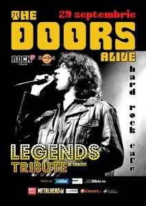Doors Alive 29 septembrie