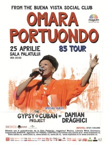 Omara Portuondo 25 aprilie