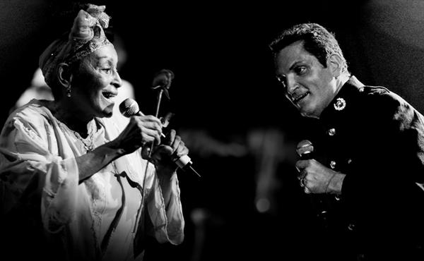 Omara Portuondo & Damian Draghici