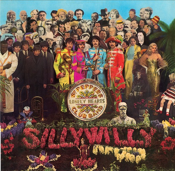 The Beatles - Sgt. Pepper's Lonely Hearts Club Band a