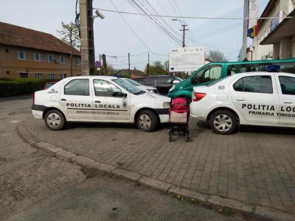 politia locala timis parcare a