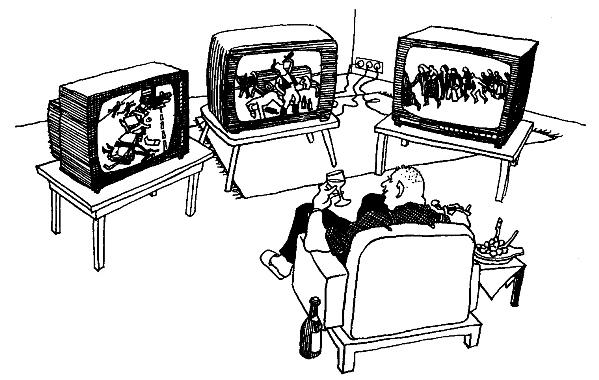 television violence hate tv