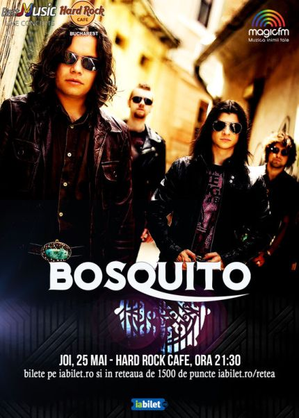 Bosquito 25 mai