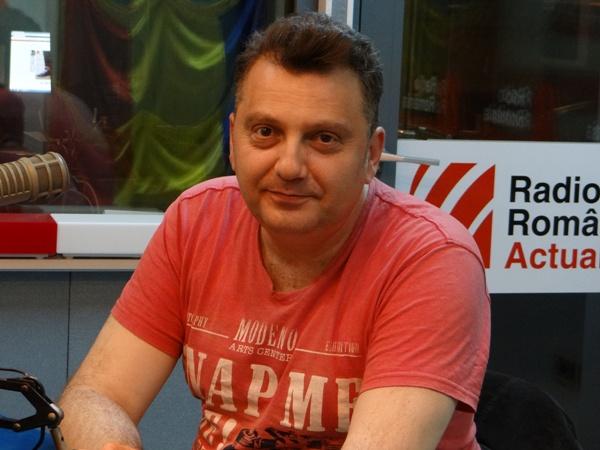 Mihai Alexandru la Radio Romania 2017