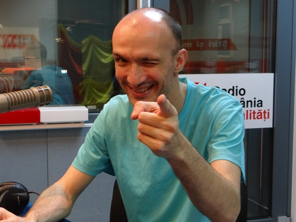 Mihai Ogasanu la Radio Romania 2017