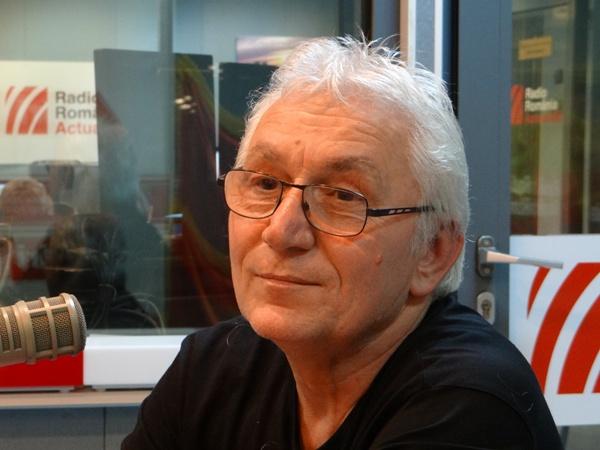 Virgil Popescu la Radio Romania 2017
