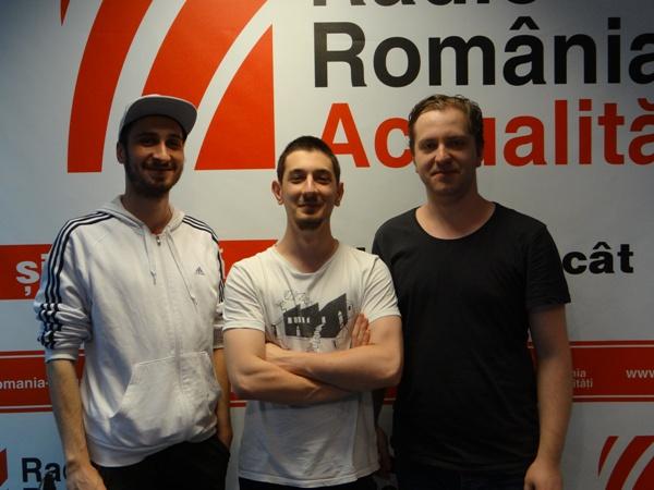 trupa Umbra la Radio Romania