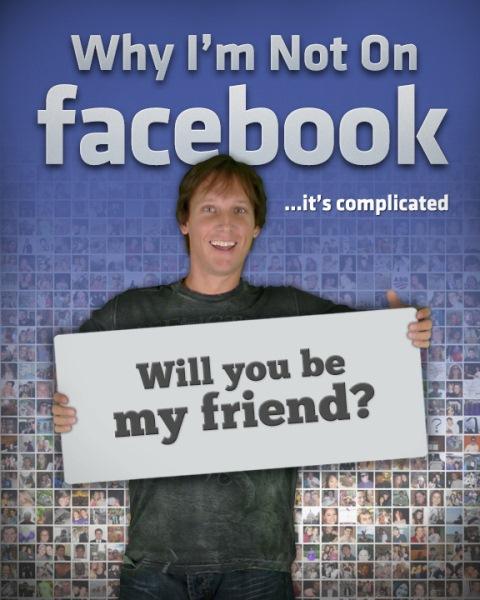 1 De ce nu sunt pe Facebook