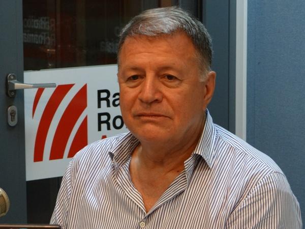 Dan Chebac la Radio Romania 2017