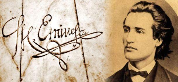 Mihai Eminescu a