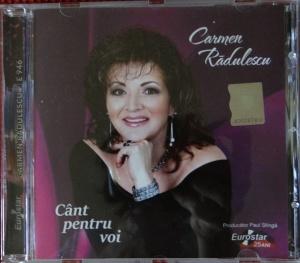 Carmen Radulescu Cant pentru voi