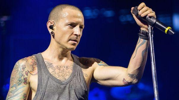 Chester Bennington Linkin Park a