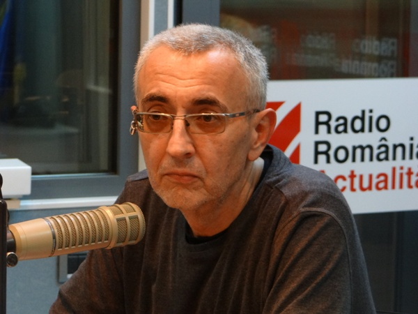 Dan Teodorescu la Radio Romania 2017