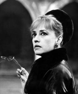 Jeanne Moreau a
