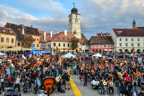 Sibiu Guitar Meeting