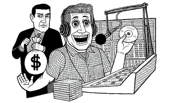 mainstream radio money